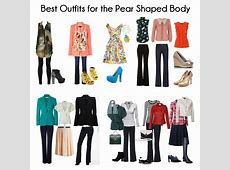 Best Clothes for a PearShaped Body Style Wile