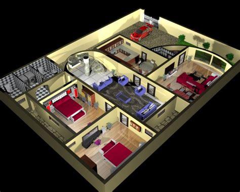 3d home interior design free house plan and interior design 3d free 3d model max
