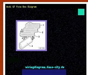 Audi Q7 Fuse Box Diagram  Wiring Diagram 185924