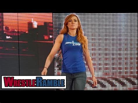 becky lynch chooses  replacement  face ronda rousey