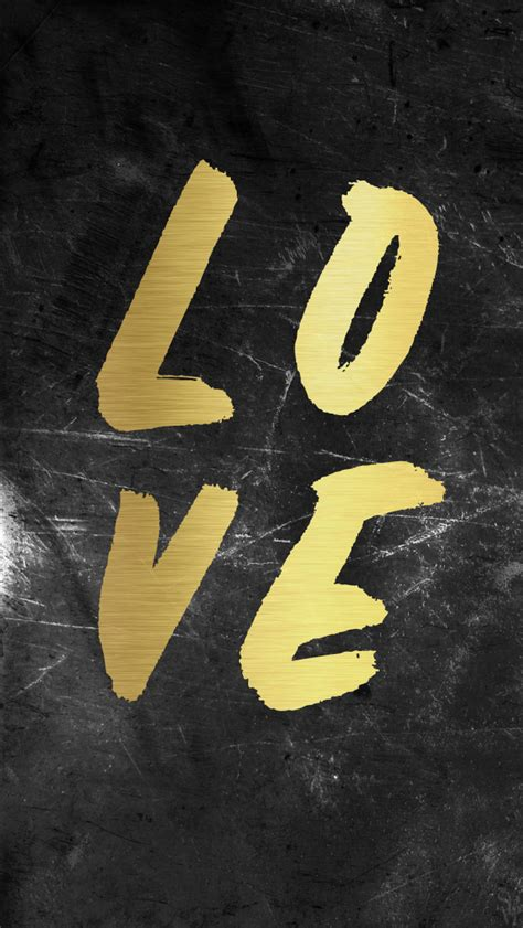 Lock Screen Gold Black Wallpaper Iphone by Black Chalkboard Gold Iphone Phone Wallpaper