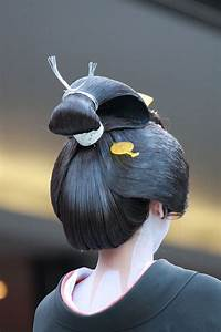 1000+ images about Japanese Traditional Hairstyles on ...