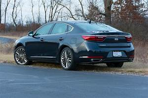 2017 Kia Cadenza Limited Review – A Better Buick - The ...
