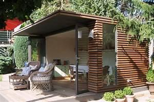 Holzhaus 75 Qm : kubisch gartenhaus von fmh metallbau bild 8 sch ner ~ Lizthompson.info Haus und Dekorationen