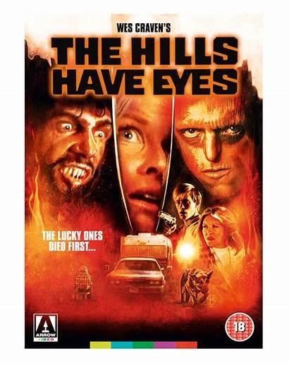 Hills Eyes Dvd Blu Ray 4k Restoration