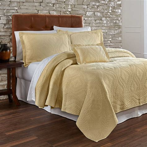 What Is A Coverlet Sham by Traditions Linens Bedding Suzi Matelasse Coverlet And Shams