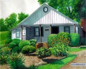 peinture de maison idee deco salon peinture idee With peinture d une maison 4 peinture tableau maison