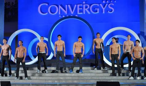 Convergys and Bench Live Your Dreams event with Enchong ...