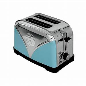 Toaster Retro Design : official vw red volkswagen logo design kitchen toaster 2 slice retro kitchen ebay ~ Frokenaadalensverden.com Haus und Dekorationen