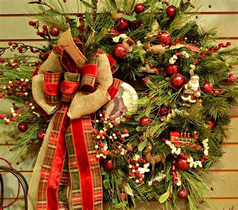 custom wreaths fairview garden center raleigh