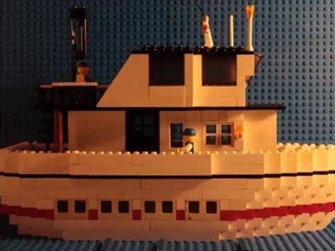lego ship sinking 3 youtube