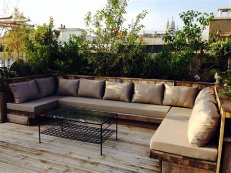 coussin de canapé pas cher coussin exterieur sur mesure matelas salon de jardin