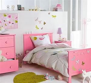 Idee Deco Chambre Petite Fille : idee deco chambre petite fille 40 ides dco pour une ~ Zukunftsfamilie.com Idées de Décoration