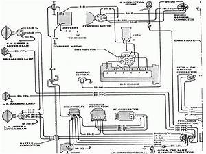 1984 Chevy Truck Alternator Wiring Diagram