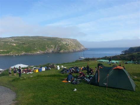 Malahide Sea Scouts Off Shore Camping Cape Clear Island