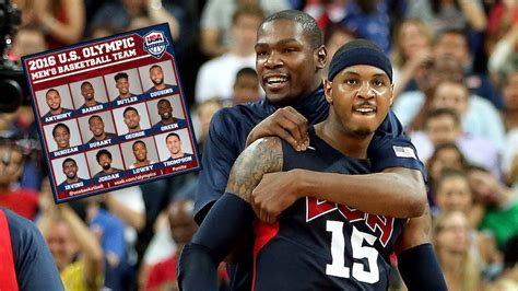 Doch gold ist für michael jordans erben nicht mehr. Team USA gibt Basketball-Kader für Olympia bekannt - Sport ...
