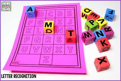 3 Letter Identification Activities  The Kindergarten Smorgasboard
