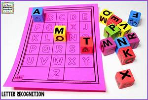 3 letter identification activities the kindergarten With letter recognition board games