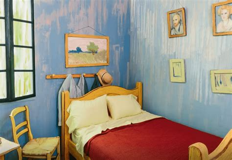 description de la chambre de gogh idée week end louez la chambre de gogh sur airbnb