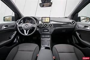 Mercedes Classe B 180 Cdi Boite Automatique : la classe b en mode 7g dct photo 13 l 39 argus ~ Gottalentnigeria.com Avis de Voitures
