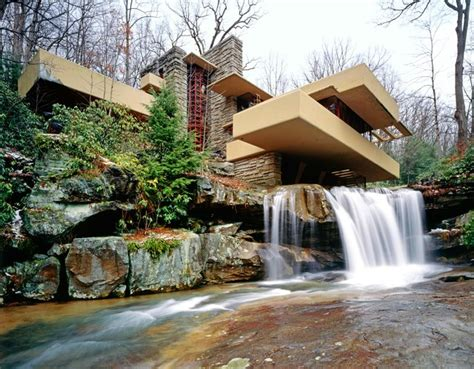 Amazing Architecture By Frank Lloyd Wright, Snøhetta, And