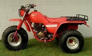 Big Red Atc 250es Service Repair Manual 1985-1987