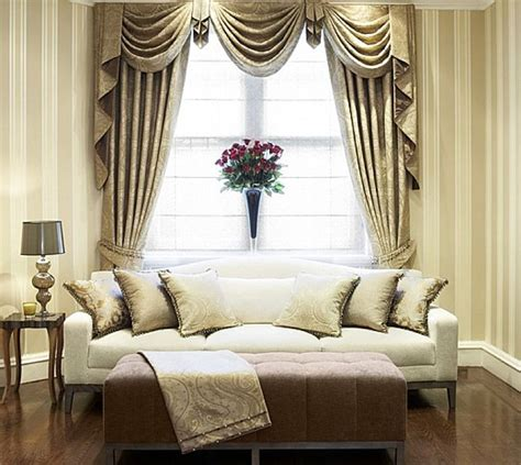decorating classic modern home curtain ideas for