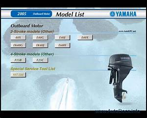 Yamaha Outboard Motors  U0026 Watercraft  Jetski  Repair Manual