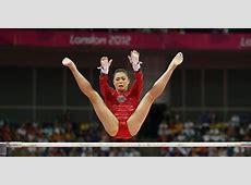 Victoria Moors Chatty Gymnast