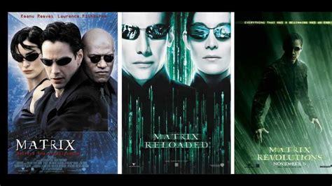 critique film la trilogie matrix youtube