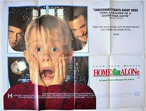 Home Alone - Original Cinema Movie Poster From pastposters ...