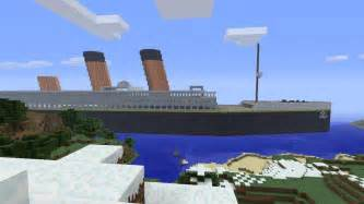 titanic minecraft www imgkid com the image kid has it