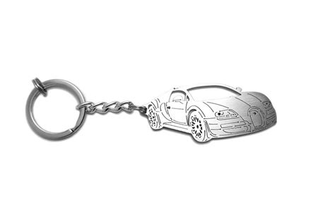 Think about that for a moment. Keychain Bugatti Veyron 2005-2015 - (type 3D)