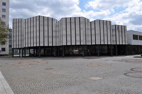 alvar aalto cultural center wolfsburg germany 1958 1962 precedents in architecture