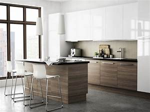 cuisine amenagee a l39americaine astuces bricolage With kitchen colors with white cabinets with associations sans papiers