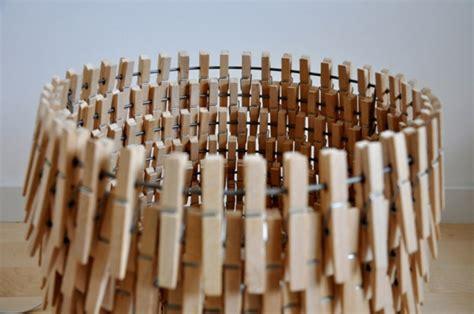 basteln mit holzklammern kreatives basteln mit w 228 scheklammern aus holz