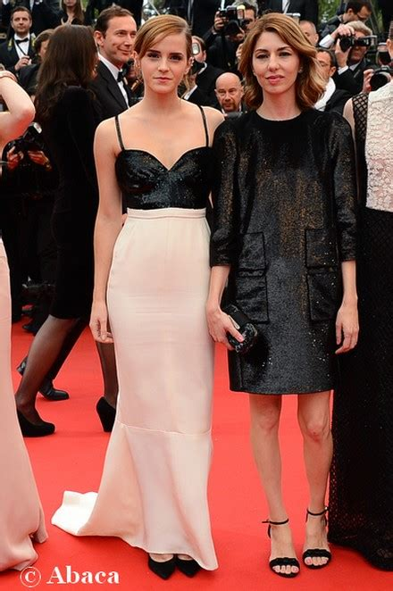 Emma Watson Chanel Couture Evening Dress For The Red