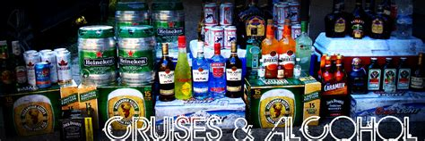 Cruise Ship Alcohol Rules On Cruise Vacations - Gr8 Travel Tips
