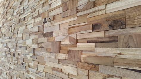 Wand Holz Verkleiden by Bali Ambiente Rusteak Flat Holz Wandverkleidung Bali