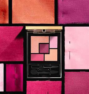 New Ysl Couture Palettes  Mondrian Mania   A How To Apply