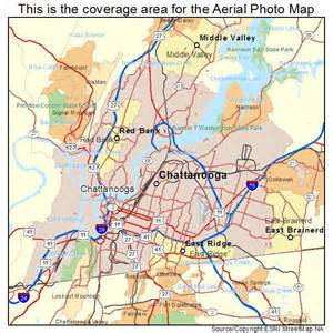Chattanooga TN Map