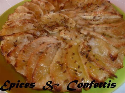 tarte aux pommes de julie andrieu epices confettis