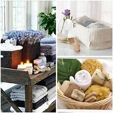Spa Bathroom Decorating Ideas  Bathrooms  That Are Cool