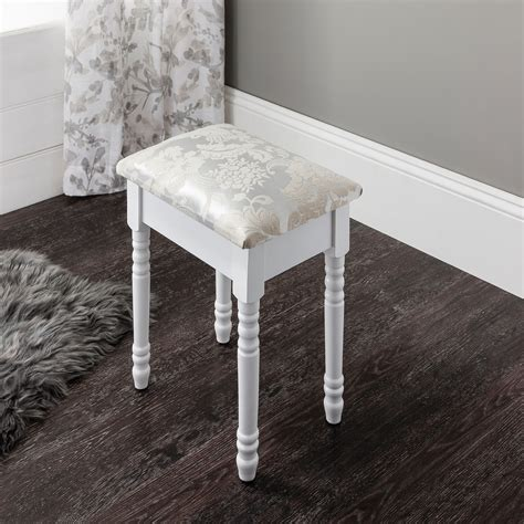 Dressing Table With Mirror And Stool by White Dressing Table Mirror Stool Set Dresser
