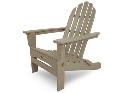 trex adirondack chair cushion trex 174 cape cod recycled plastic folding adirondack txa53
