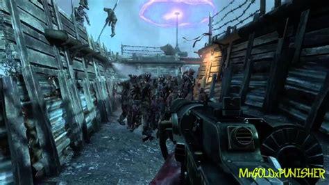 ops map bo2 zombies origins zombie screen mg08 pistol starting mauser dlc specific guns called gun machine which