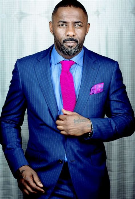 """""""Idris Elba photographed by James DImmock """" on Stylevore"""