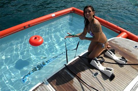 Cool Stuff For Your Boat by Magic Swim Pool
