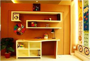 Creative Study Table Designs for Kids