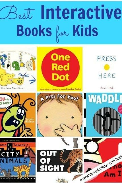 12 best interactive books for to read mothering and 204 | 9569592592a0a969f59c809bf1995d36